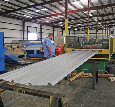 Metal Roof Installation Metal Roofing Panels Metal
