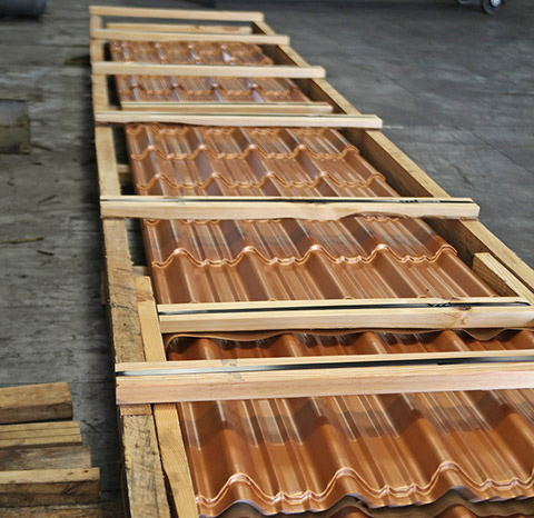 Top Metal Roofing Products Roofing Material Distributors