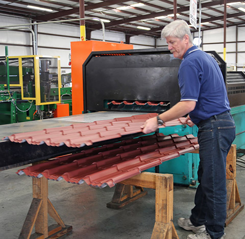 industrial and farm metal roofing permatile lakeland and tampa florida