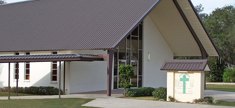 Commercial Aluminum Metal Roofing - Steel Metal Roofing Melbourne Florida and Macon Georgia