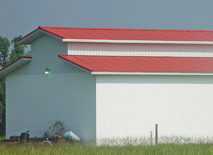 Agricultural Metal Roofing Advanced Aluminum