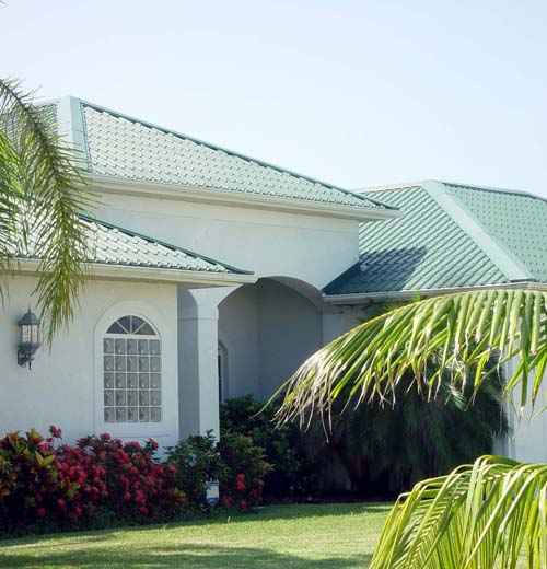 Benefits Of Lightweight Roofs - Metal Roofing Products