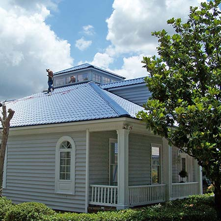 Advanced Aluminum Metal Roofing