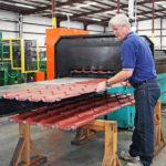 Making Metal Roofing