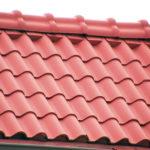 Installed Metal Roof