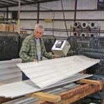 Metal Roof manufacturing in Atlanta, GA