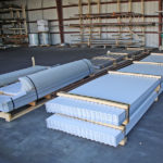 Metal roofing Panels manufacturing