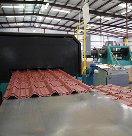 industrial and agricultural permatile roof panels in lakeland and tampa florida