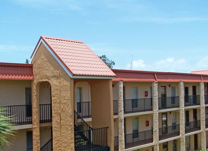Residential Tampa Florida R-Panel Metal Roofing - Rib Panel Metal Roofing - Ag Panel Metal Roofing