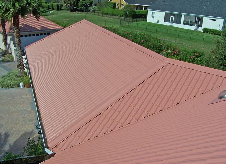Residential Orlando Florida Metal Roof, Metal Roofing - Metal Roof Panels - Metal Roofing Panels