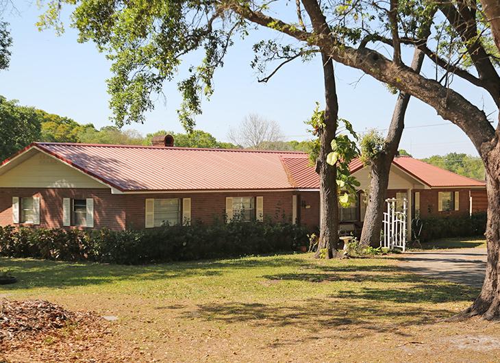 Lakeland Florida Residential Roll Forming Metal Roofing Manufacturer - Metal Panel Embossing