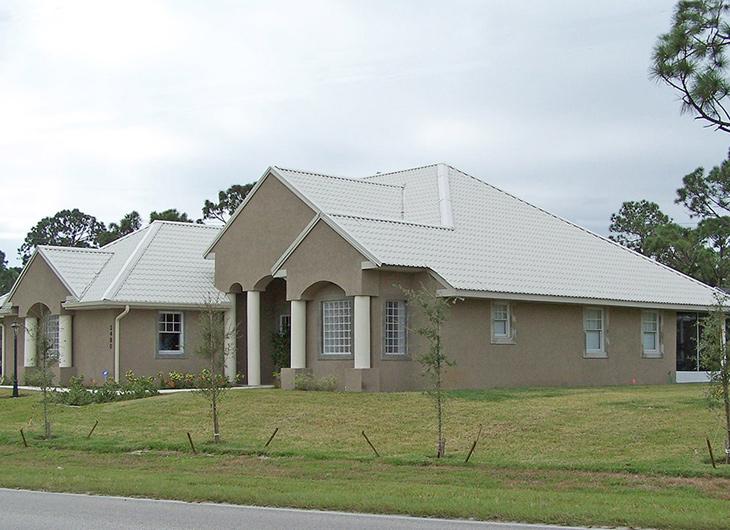 Lakeland Florida Residential Metal Siding for Building - Metal Siding Panels - Corrugated Metal Siding