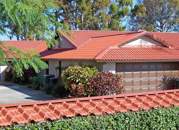 Valdosta Georgia Residential Metal Roofing Supplier - Corrugated Metal Roofing - Ribbed Metal Roof Panels