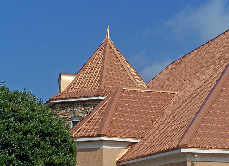 Savannah Georgia Residential Aluminum Metal Roofing - Steel Metal Roofing