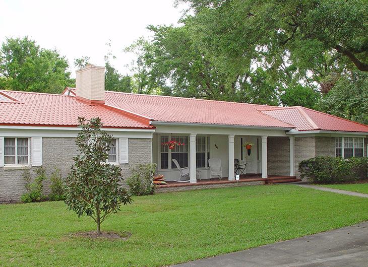 Residential Metal Roof, Metal Roofing - Metal Roof Panels - Metal Roofing Panels Jacksonville Florida