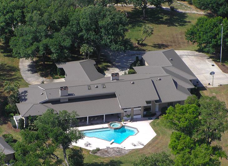 Residential Aluminum Metal Roofing - Steel Metal Roofing Miami Florida