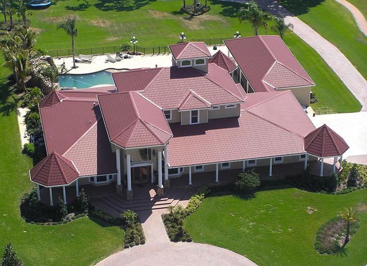 Residential Metal Siding for Building - Metal Siding Panels - Corrugated Metal Siding Lakeland Florida