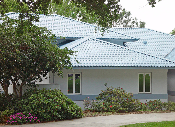 Residential Aluminum Metal Roofing - Steel Metal Roofing Orlando Florida