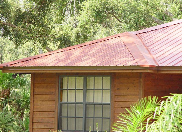 Residential Aluminum Metal Roofing - Steel Metal Roofing in Augusta Georgia