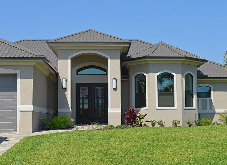 Residential Miami Florida R-Panel Metal Roofing - Rib Panel Metal Roofing - Ag Panel Metal Roofing