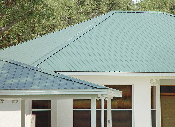 Residential Miami Florida Metal Siding for Building - Metal Siding Panels - Corrugated Metal Siding