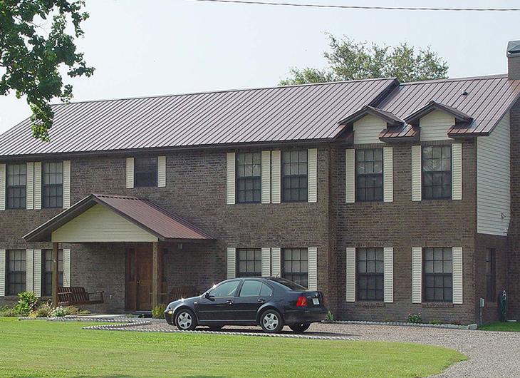 Residential Metal Siding for Building - Metal Siding Panels - Corrugated Metal Siding Pensacola Florida