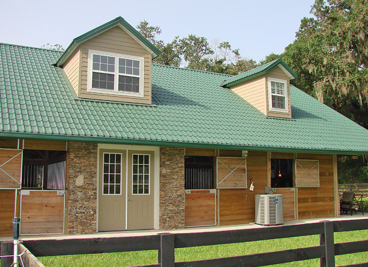 Agricultural Lakeland Florida Metal Roofing Supplier - Corrugated Metal Roofing - Ribbed Metal Roof Panels