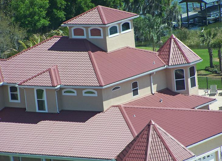 Residential Metal Roof, Metal Roofing - Metal Roof Panels - Metal Roofing Panels in Orlando Florida