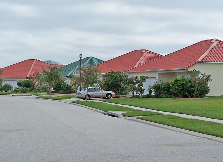 Residential Metal Roofing Supplier - Corrugated Metal Roofing - Ribbed Metal Roof Panels Tampa Florida