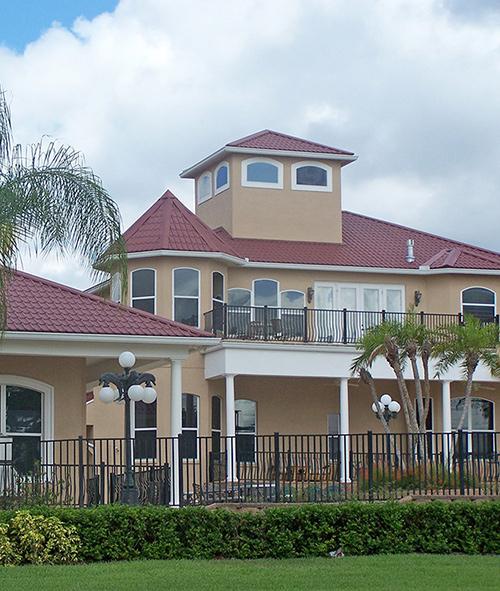 Orlando Florida home Metal Roof, Metal Roofing - Metal Roof Panels - Metal Roofing Panels