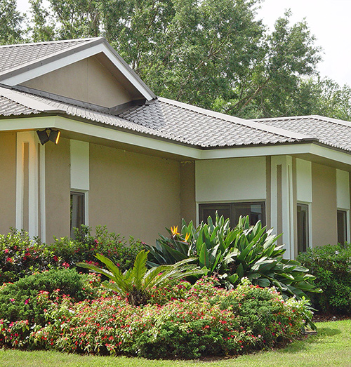 Gainesville Florida Home and Barn Aluminum Metal Roofing - Steel Metal Roofing