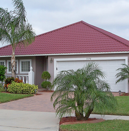 home metal roofing installation near miami florida and pensacola florida