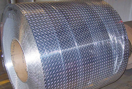 Metal For Cargo Trailers Aluminum Sheets Diamond Plate