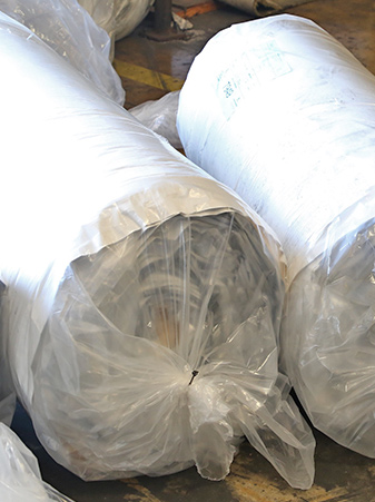 metal building insulation rolls